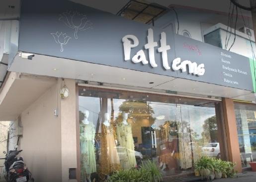Patterns Boutique Hyderabad