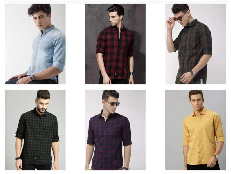 Shirts For Men 40 Latest Collection To Must Have In Your Wardrobe