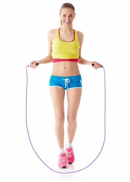Skipping Rope - stretching for height