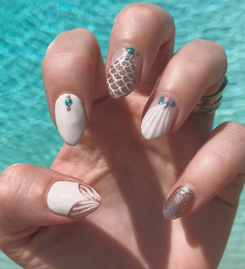 12 Trending Summer Nail Art Designs And Ideas In 2020 Styles At Life,Fractal Design Define 7 Xl Black