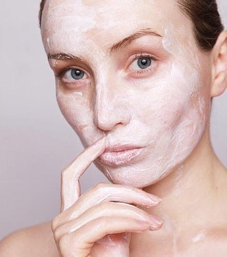 Cleansing Face and Neck
