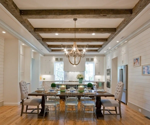 12 Modern Wooden Ceiling Designs For Your Dream Home