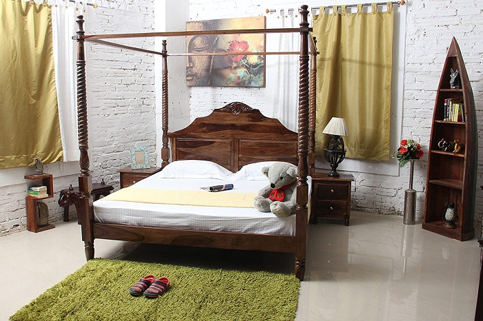 Antique Bed Design