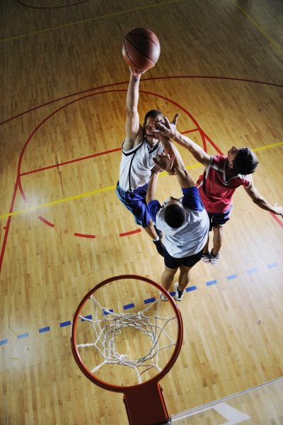 Basketball - stretches to become taller