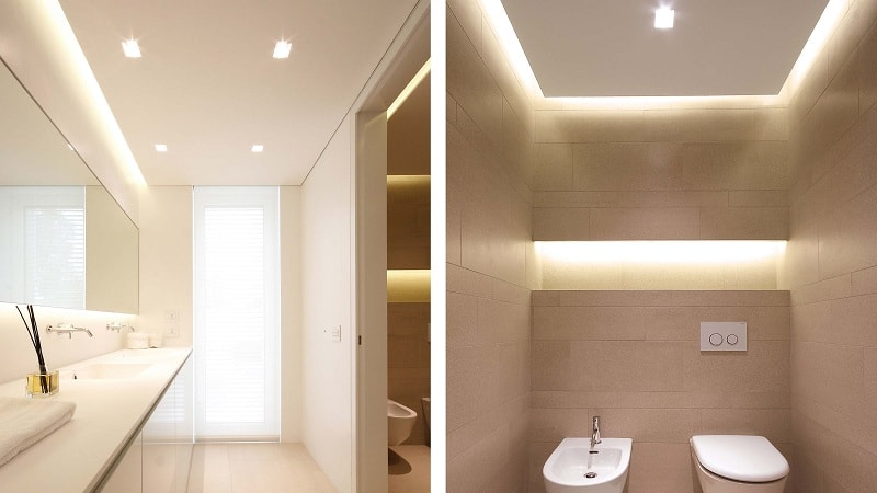 10 Creative Bathroom Ceiling Design Ideas With Pictures