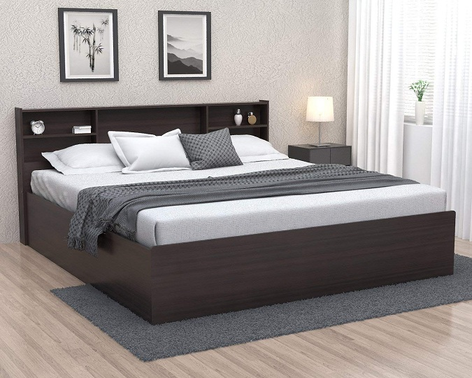 Box Bed Design