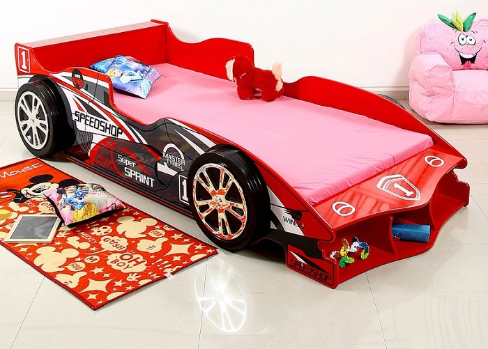 Car Bed Designs