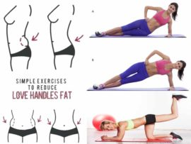 how to reduce armpit fat naturally