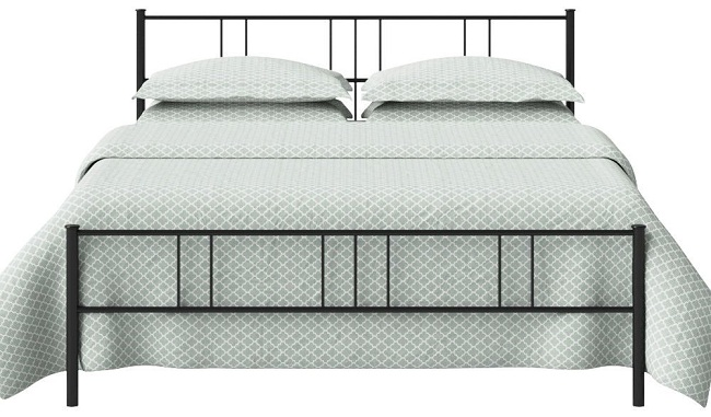 Iron Bed Design
