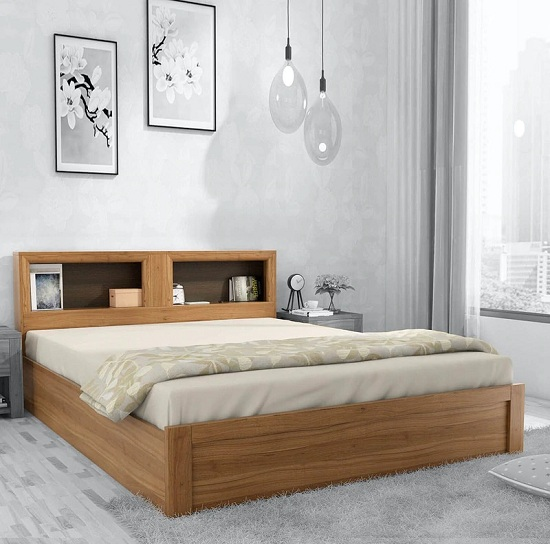 20 Latest Double Bed Designs With Pictures In 2021