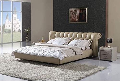 Leather Bed Design