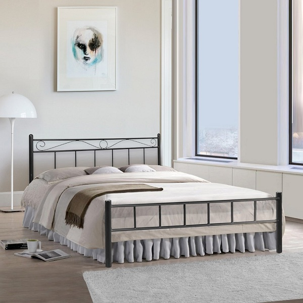 Metal Bed Design
