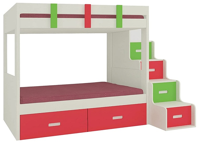 Step Bed Designs