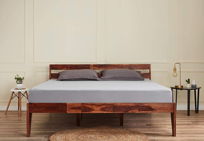 Wooden Bed Design