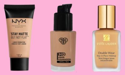 Best Waterproof Makeup Foundations