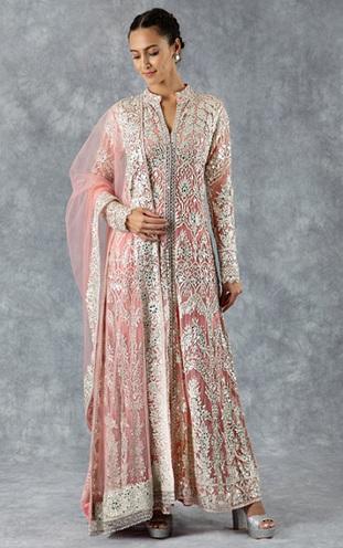 Designer Wedding Kurti By Manish Malhotra