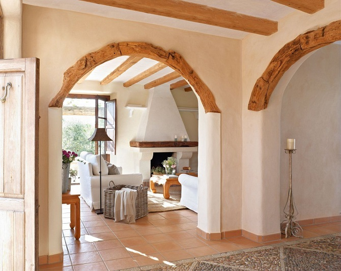 15 Best Hall Arch Designs To Deck Up Your House In 2020