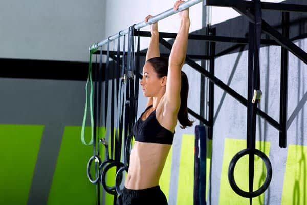 Hanging Exercise to Gain Height