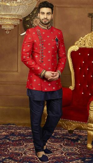 Jodhpuri Designer Sherwani