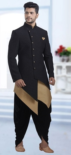 Latest Designer Indo Western Sherwani