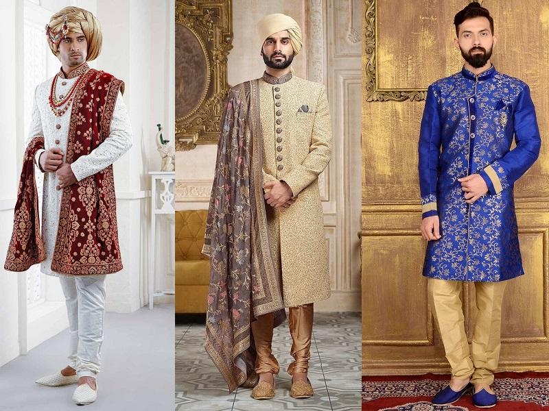 Men S Wedding Sherwani Designs 10 New Styles In 2020