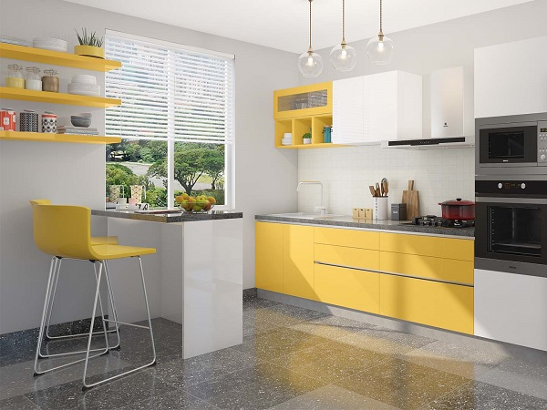 15 Latest Kitchen Furniture Designs With Pictures In 2020
