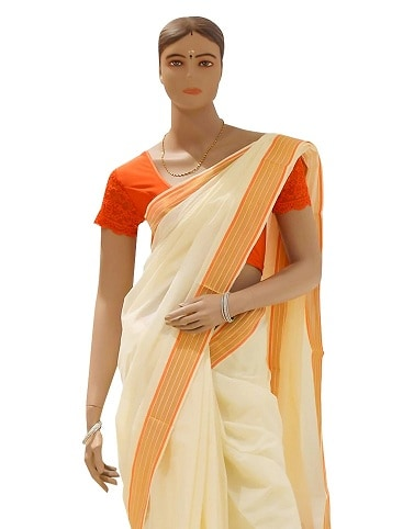 Readymade Blouse for Kerala Saree