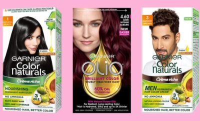 Garnier Hair Coloring Products Available In India