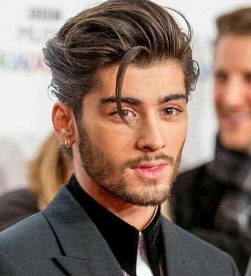 10 Latest and Best Zayn Malik Hairstyles in 2020 | Styles ...