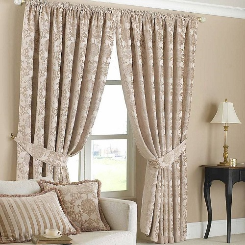 12 Latest Curtain Designs For Drawing Room In 2020