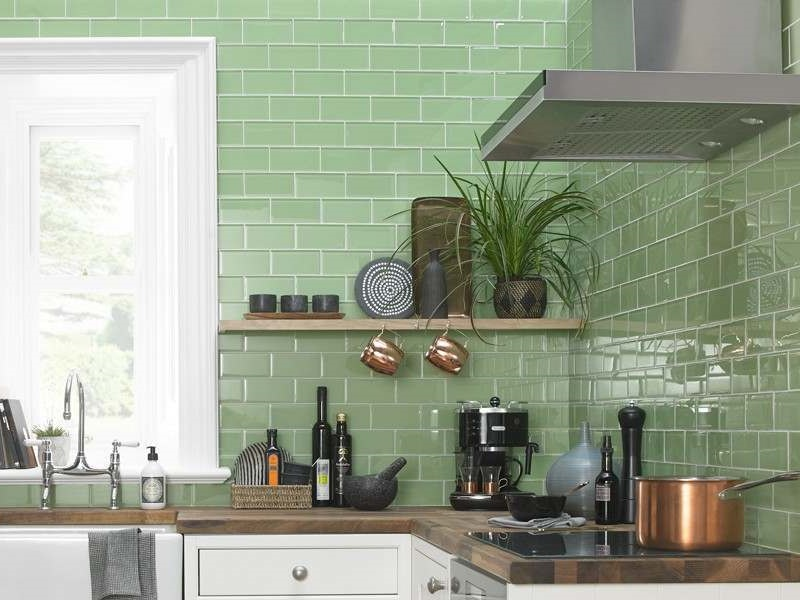 20 Latest Kitchen Wall Tiles Designs With Pictures In 2020