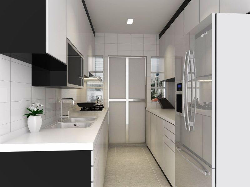 20 Modern Small Kitchen Designs With Pictures In 2020