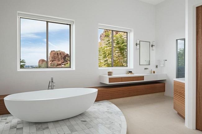 Minimalist Bathrooms