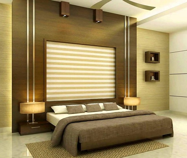 25 Best Bedroom Wall Designs With Photos In India