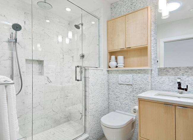 Square Bathroom Designs