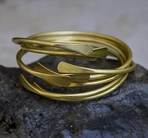 Brass Metal Bangles