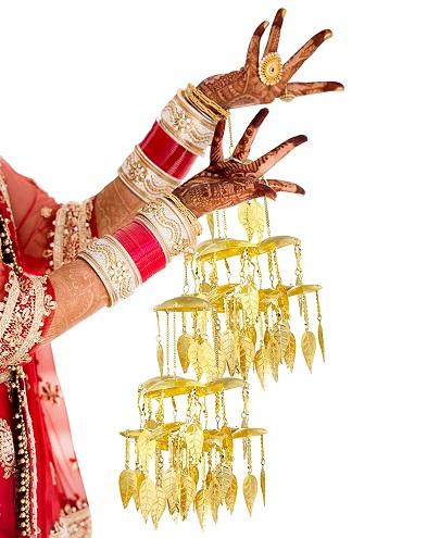 Bridal Chura With Kalire