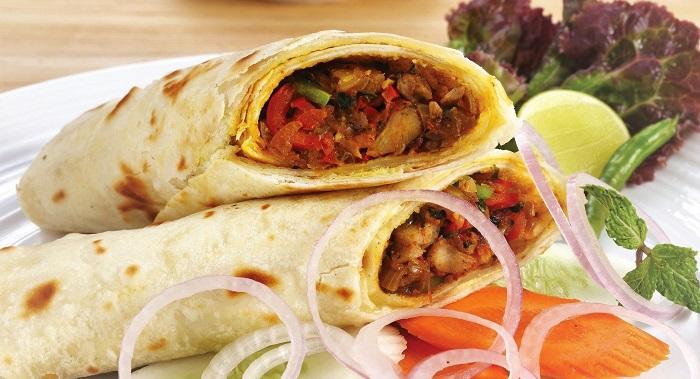 Kebab And Rolls