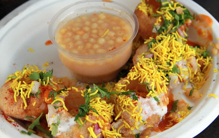 Midnight street food in bangalore