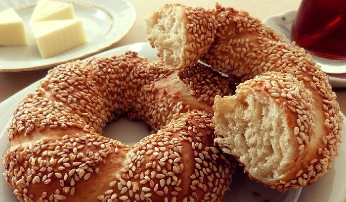 Simit Turkish Bagel