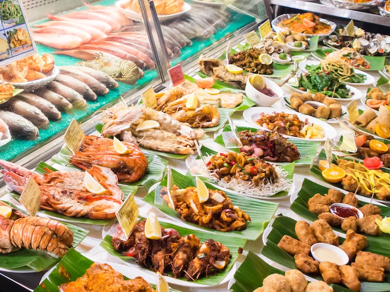 Street Foods in Singapore: Best Places for Street Food in Singapore