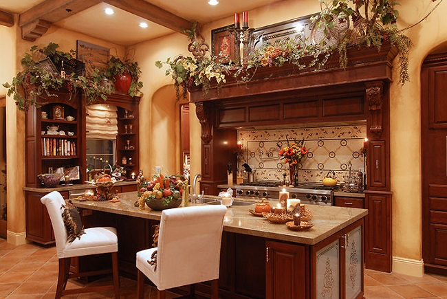 15 Best Italian Kitchen Designs With Pictures In 2020