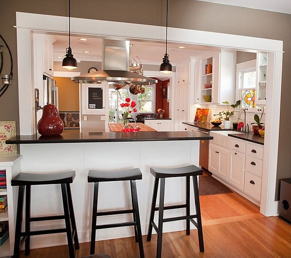 15 Latest Open Kitchen Designs With Pictures In 2020