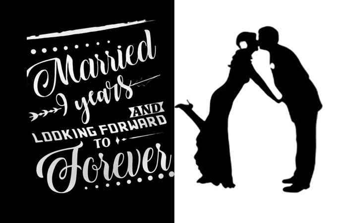 35 Contemporary And Modern 9th Wedding Anniversary Gift Ideas