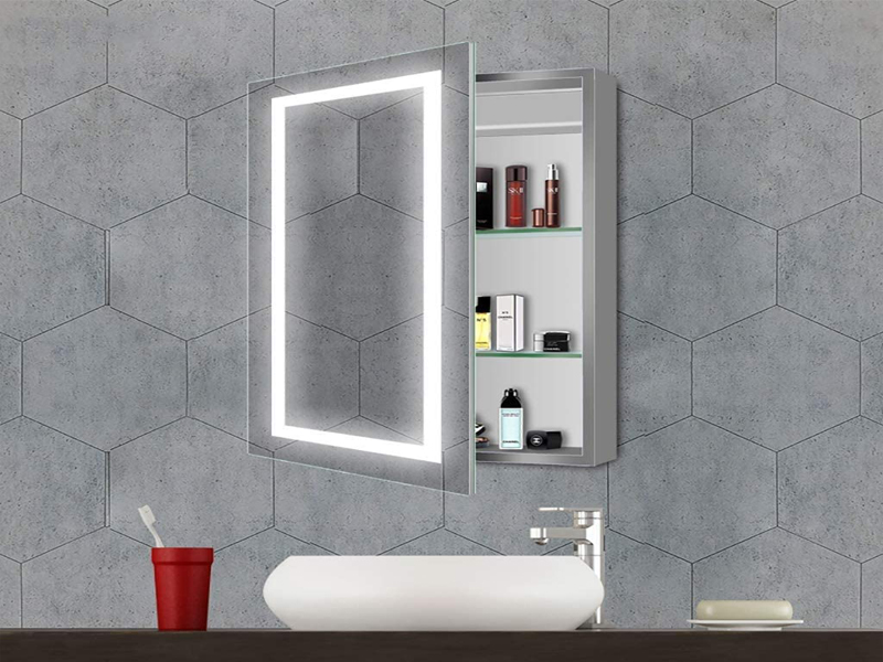 9 Best Bathroom Mirror Cabinet Designs With Pictures Styles At Life