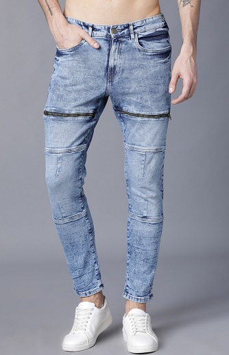 Blue different jeans color What to