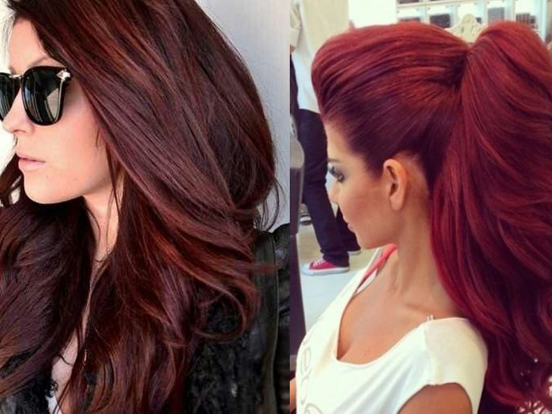 Color in world beautiful most hair the the 50 Best