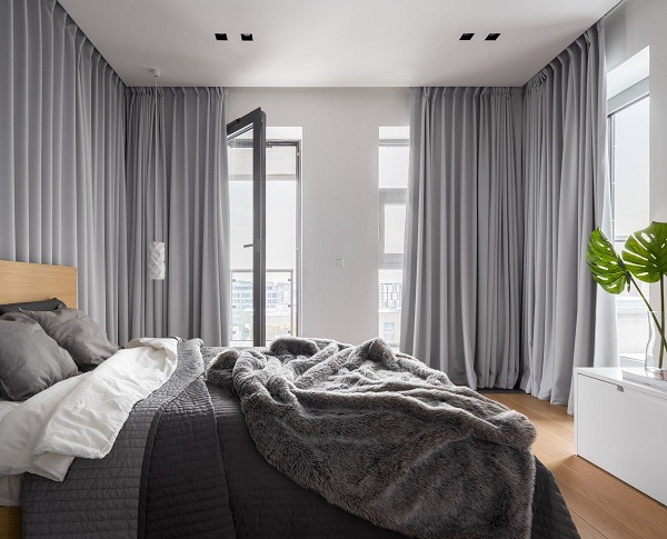 20 Latest Bedroom Curtain Designs To Try In 2020