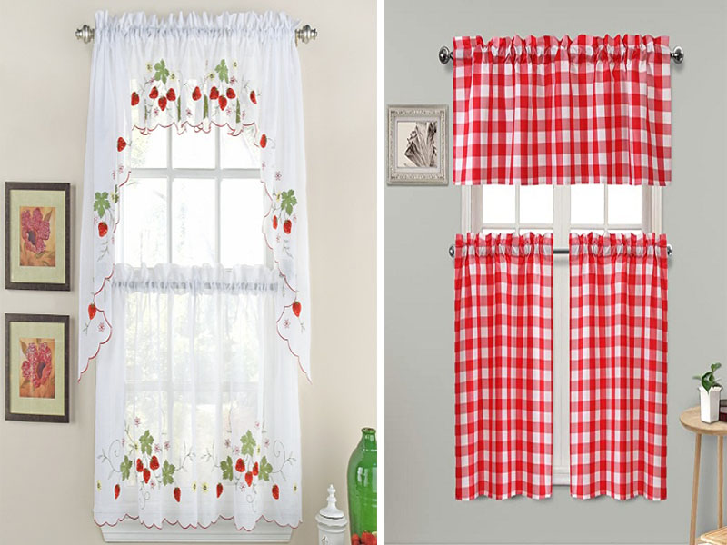 9 Modern Kitchen Curtain Designs With Pictures In 2021
