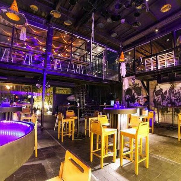 Amnesia Lounge Bar Jubilee Hills